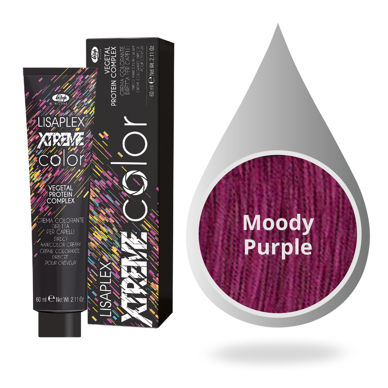 Lisaplex Xtreme Color Moody Purple