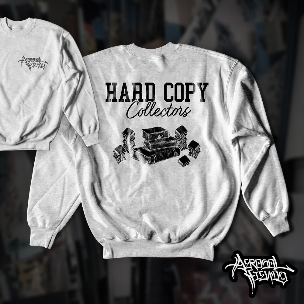 Hard Copy Collectors (Crewneck)