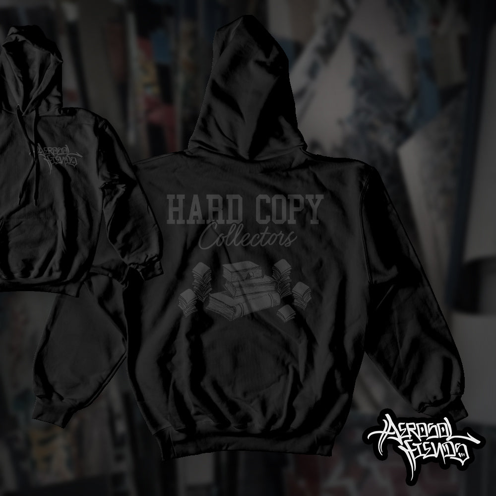 Hard Copy Collectors (Hoodie)