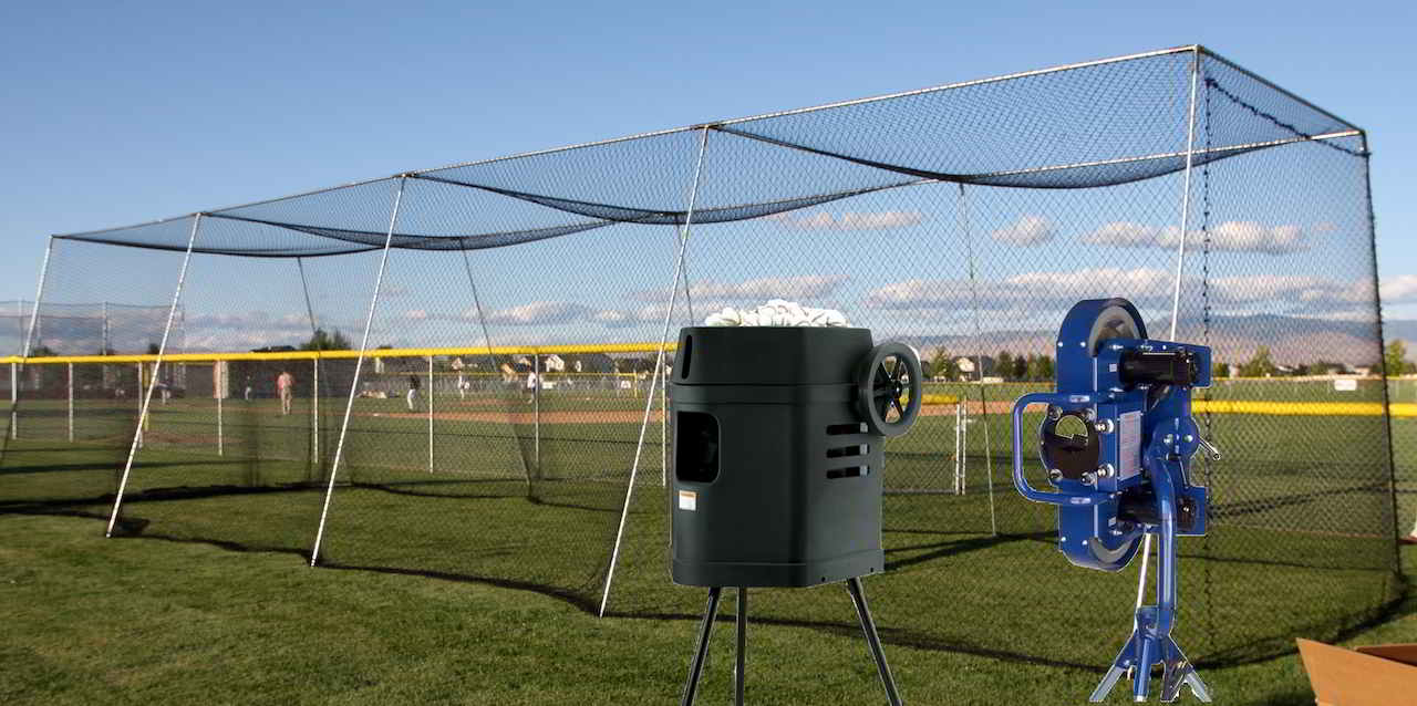 A Complete Baseball Fantasy in Your Backyard