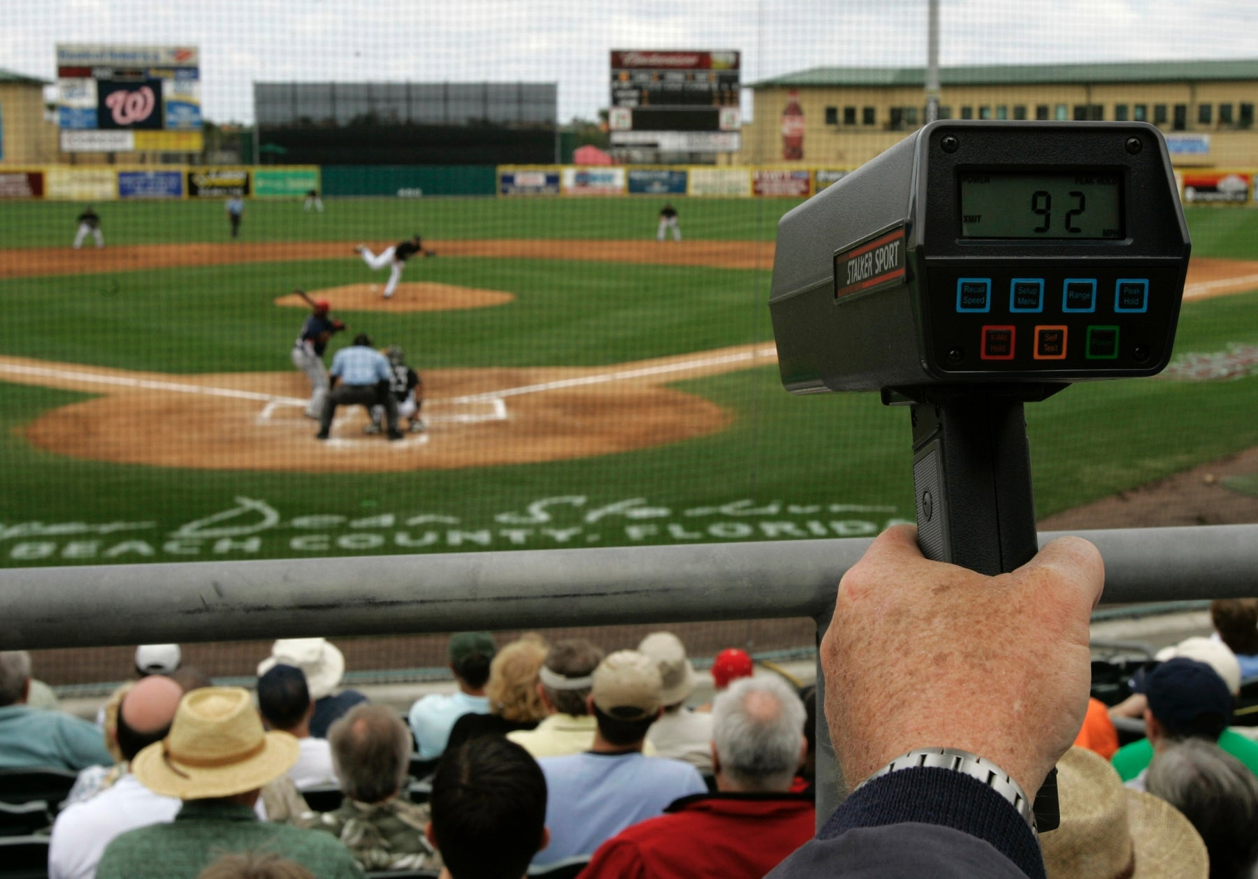 The Importance of Pitching Velocity