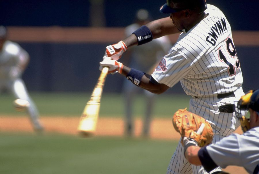 Late Batting Legend Tony Gwynn and the Hunt for .400