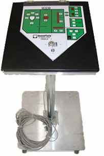 Ultra Pitching Machine Triple Control Center