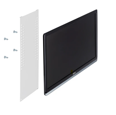 A Fixed Monitor Mount from Carstens.