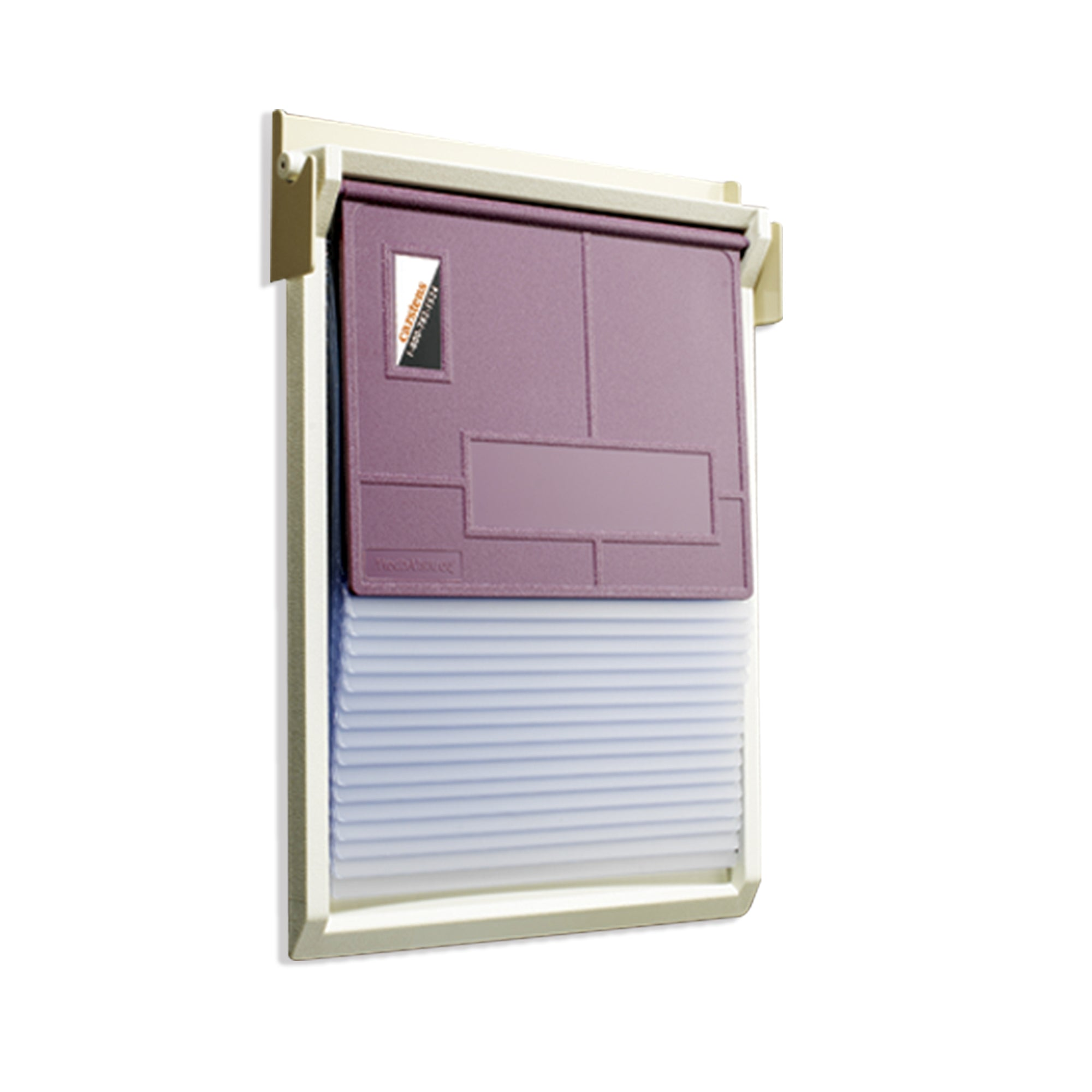 Kardex Visitray Document Filing System Wall Mount