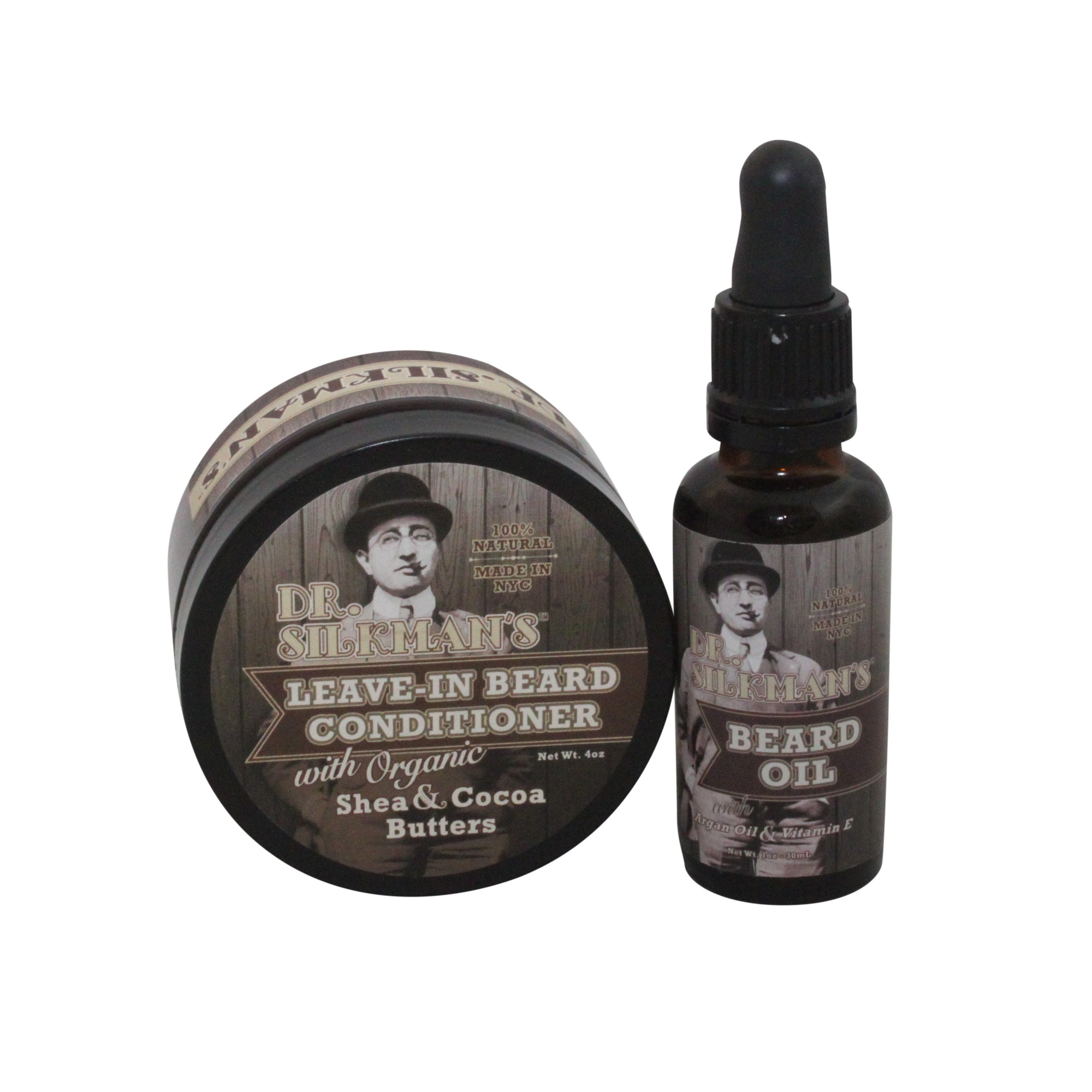 Beard Conditioning Set - Dr. Silkman's