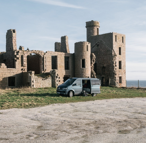 NC 500 Campervan Hire by Trax in Glasgow