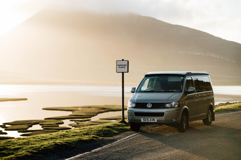 Touring in your Glasgow Campervan Hire