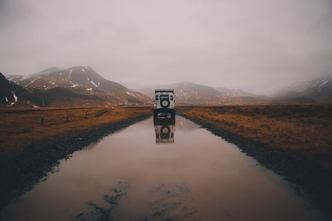 4x4 Hire Glasgow in Scotland offered by Trax