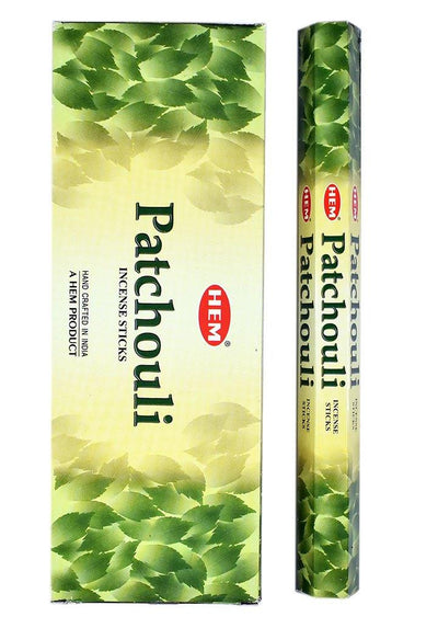 PATCHOULI ODOR ELIMINTOR INCENSE - Dirt Buster