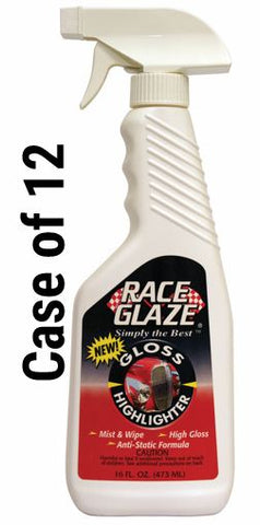 Race Glaze Gloss Highlighter- Case of 12