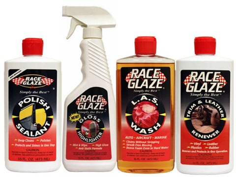 Race Glaze Sampler Pack