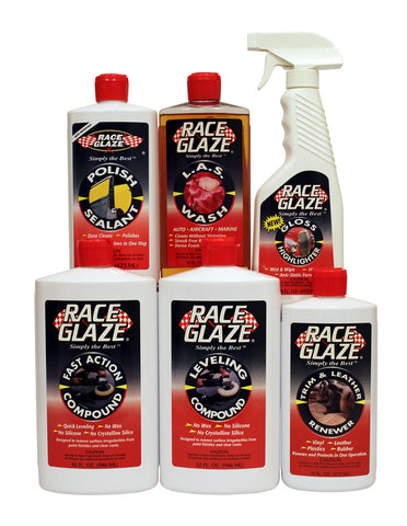 Race Glaze Variety Package