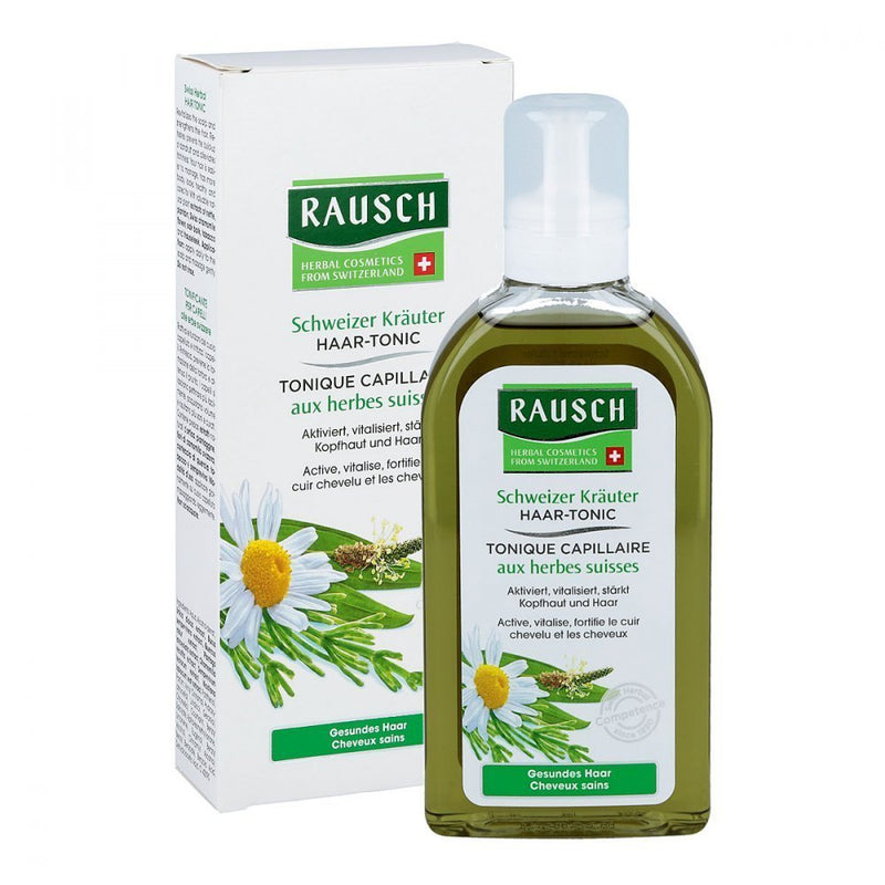 Rausch Swiss Herbal Hair Tonic 200ml