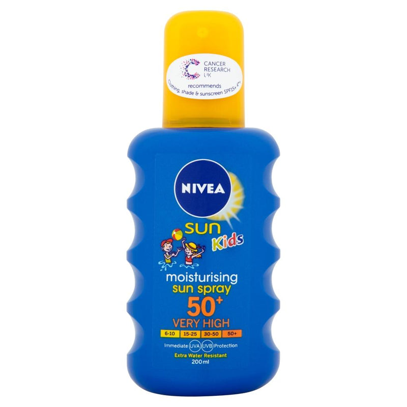 Nivea Children Sun Spray SPF50 200ml