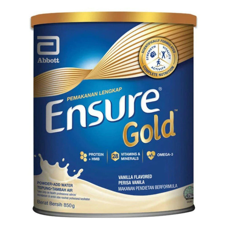 Ensure Gold Vanilla