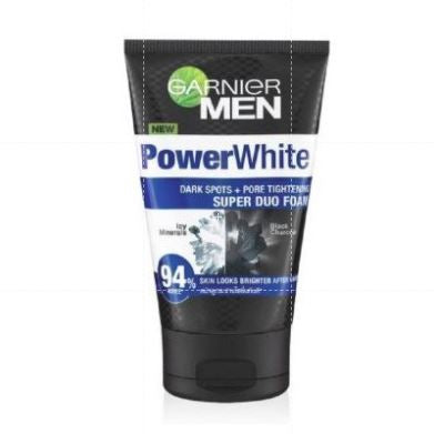 Garnier Men Power White Super Duo Foam