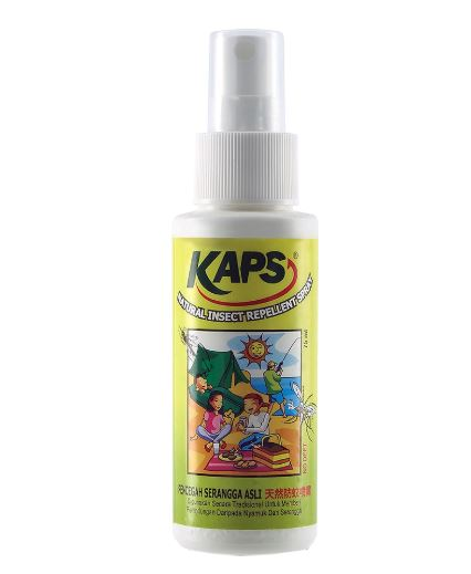 Kaps Insect Repellent Spray 75ml