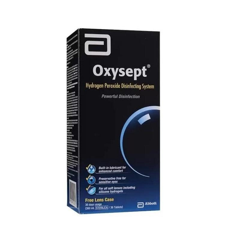 Oxysept Oxygen Cleaning 360ml