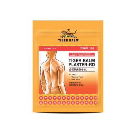Tiger Balm Plaster Warm
