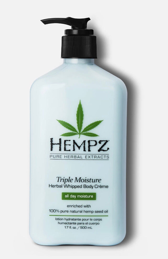 Hempz - Triple Moisture Herbal