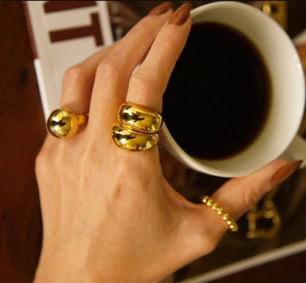 Atelier SYP-DOME RING