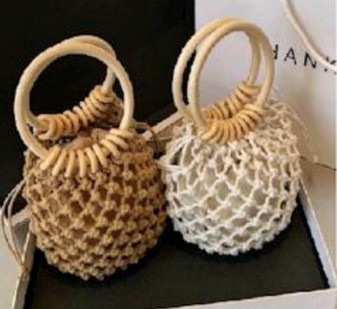Bobbi Crochet Bag