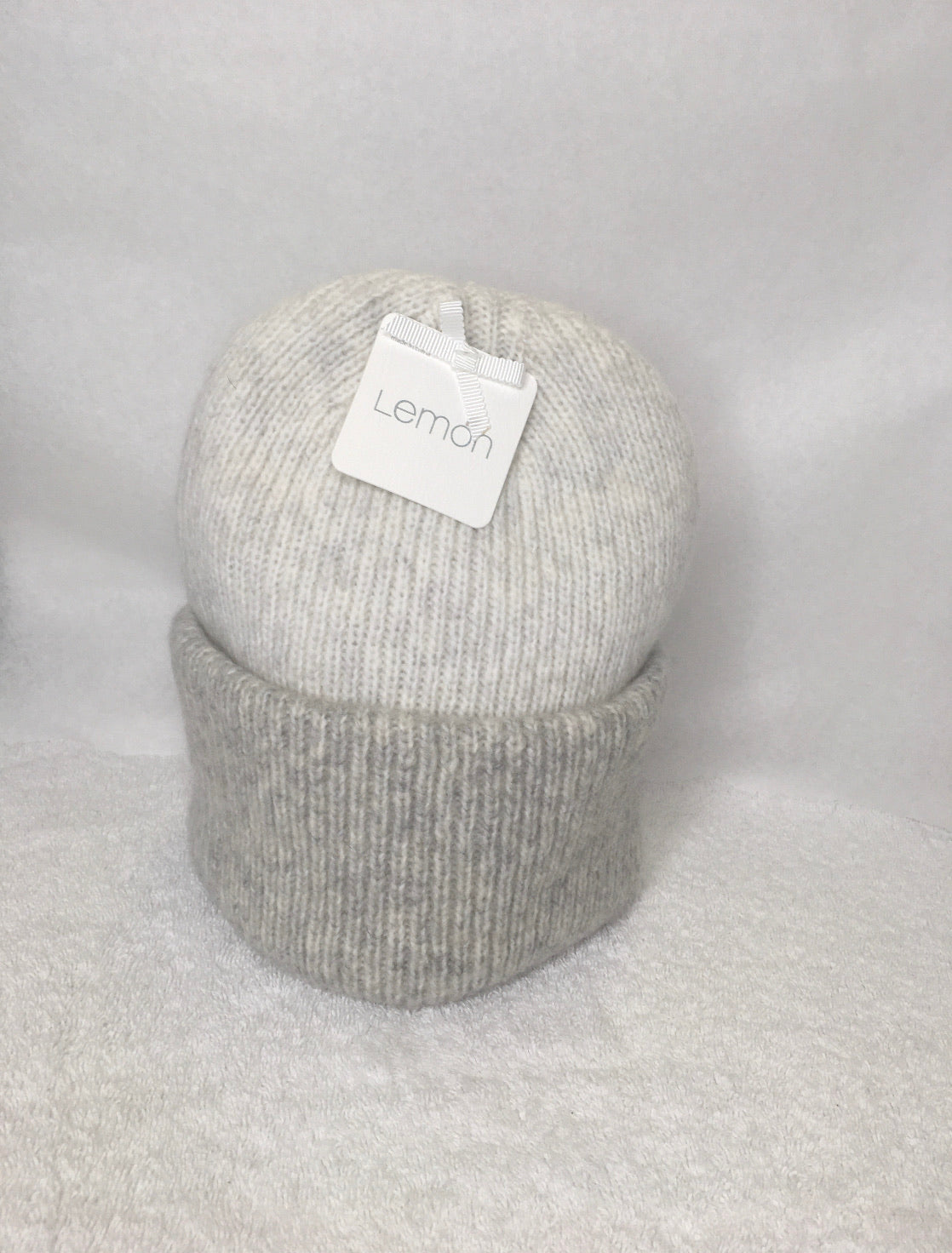 LEMON COLLECTION-Womens Winter Cabin Beanie