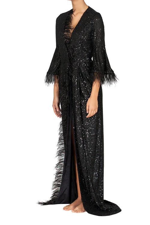 Fantasy Sequins Dress
