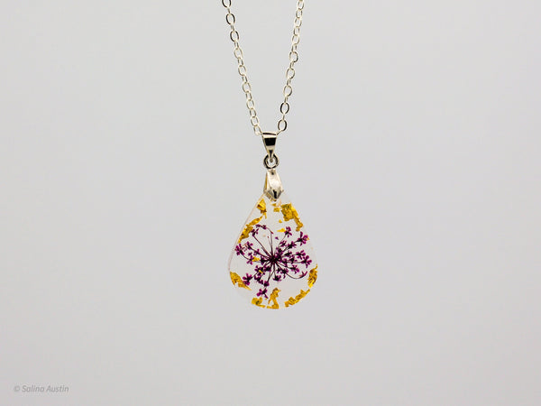 Purple Dream Necklace