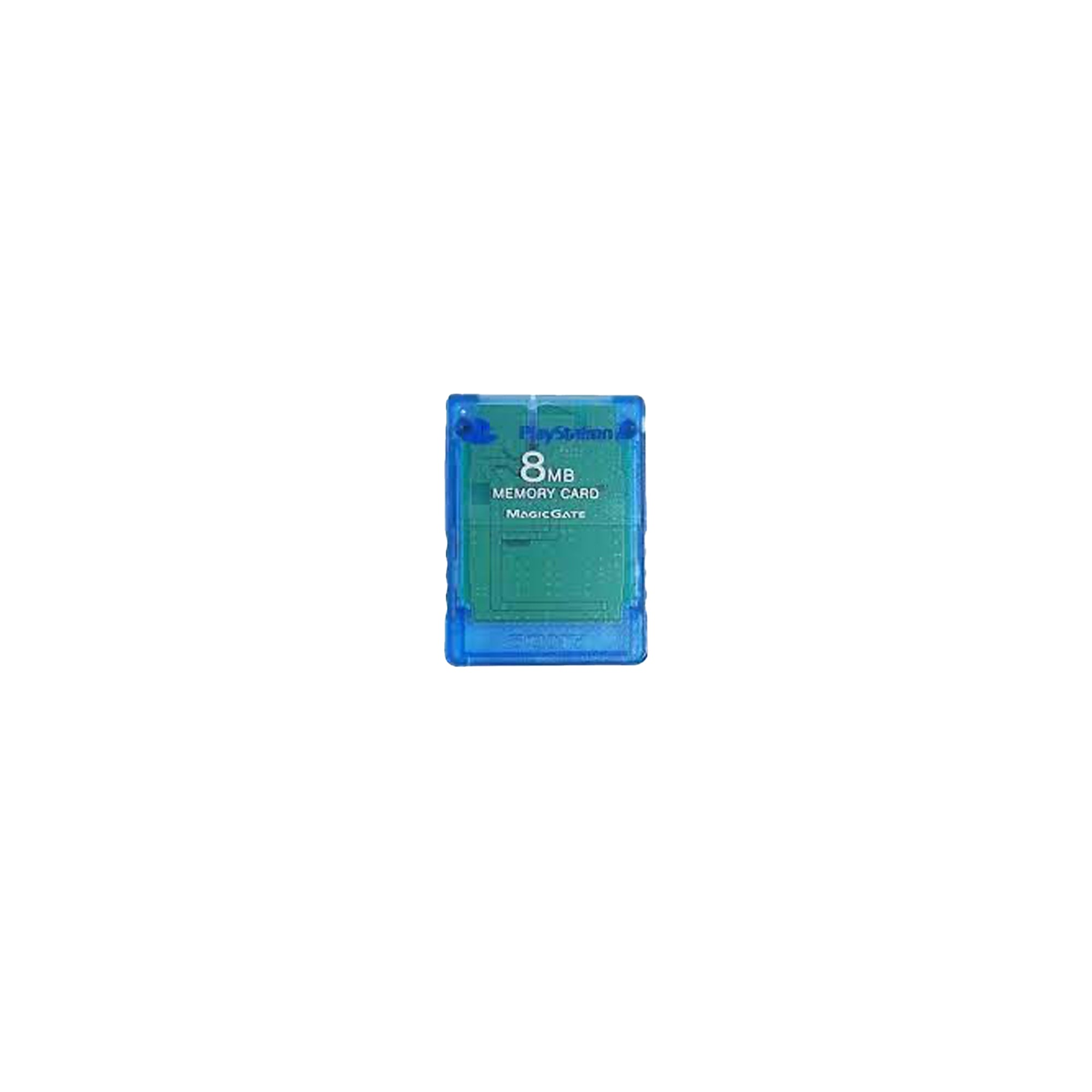 miniature 13 - Sony Playstation 2 Official Memory Card 8MB OEM PS2 Multiple Colors
