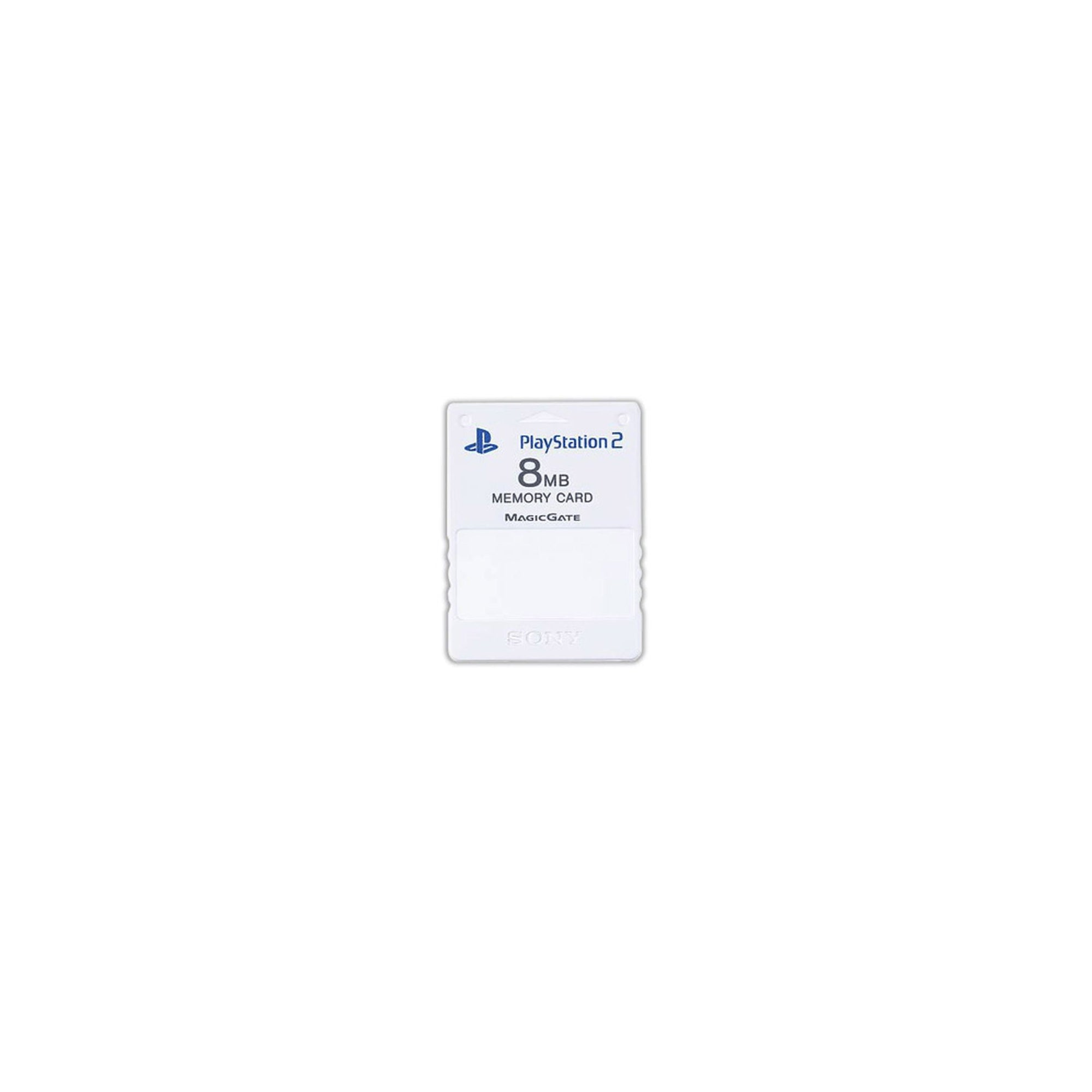 miniature 12 - Sony Playstation 2 Official Memory Card 8MB OEM PS2 Multiple Colors