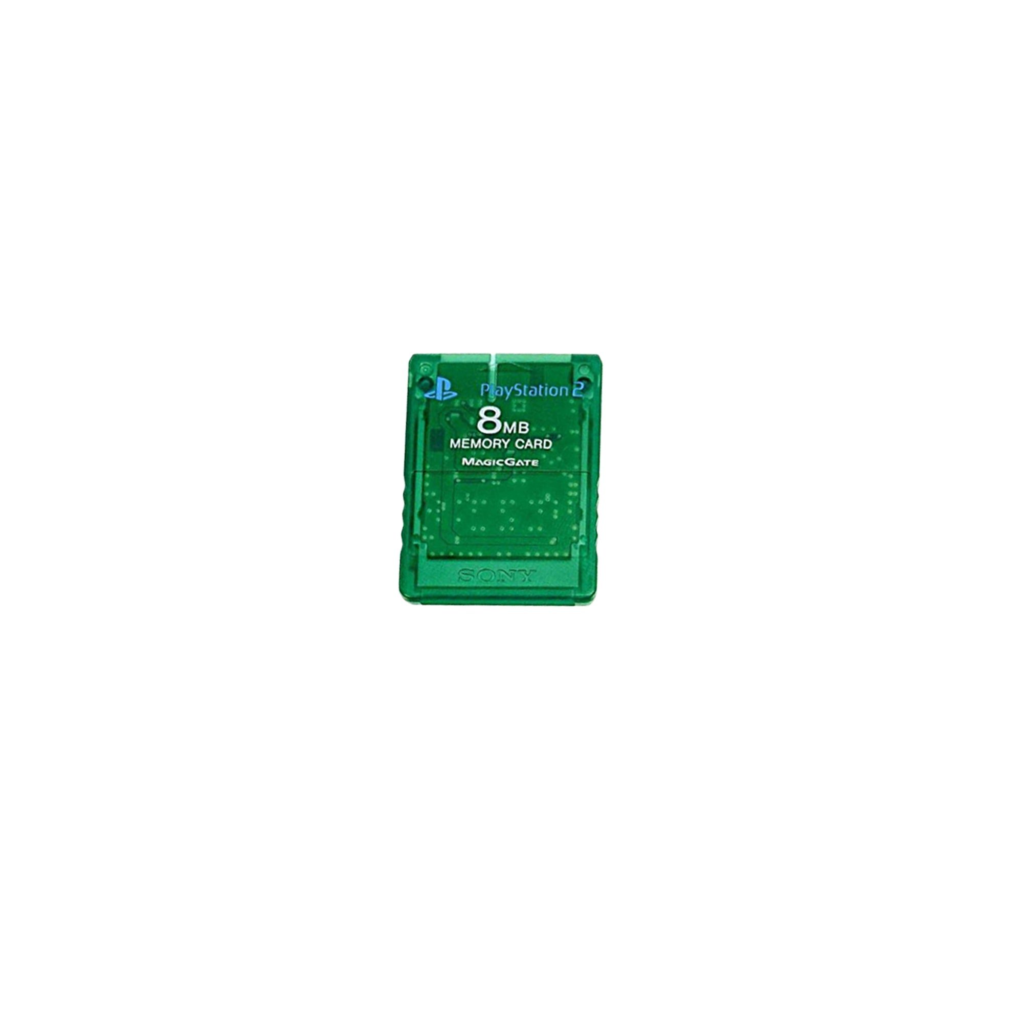 miniature 15 - Sony Playstation 2 Official Memory Card 8MB OEM PS2 Multiple Colors