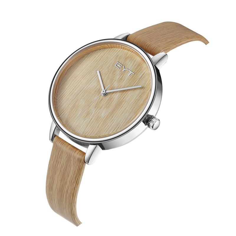 Casual womens watch