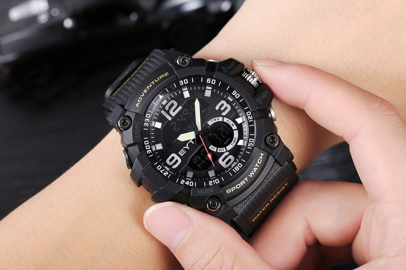 Sports Mens Watch
