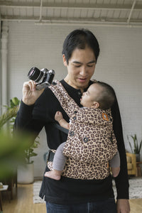 Leopard - Tula Explore Baby Carrier