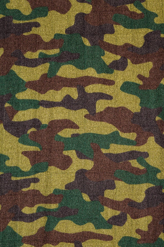 Courage Camo - Tula Baby Blanket