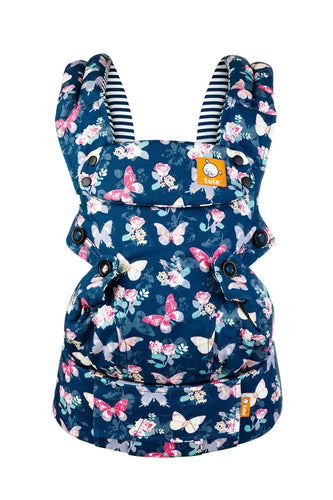Flies With Butterflies - Tula Explore Baby Carrier