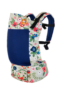 Coast Rosy Posy - Tula Toddler Carrier