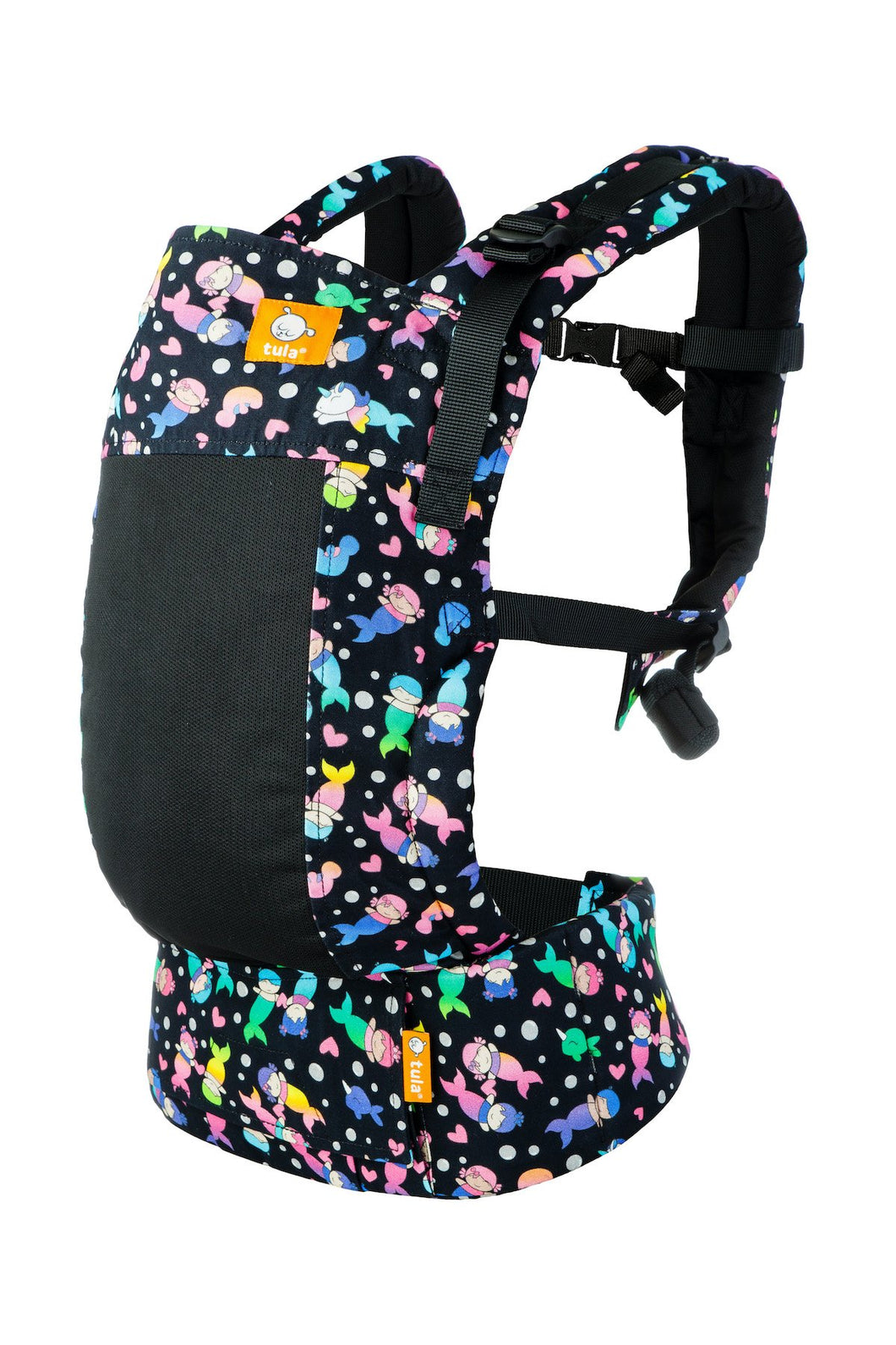 Coast Fin-flourescence - Tula Free-to-Grow Baby Carrier