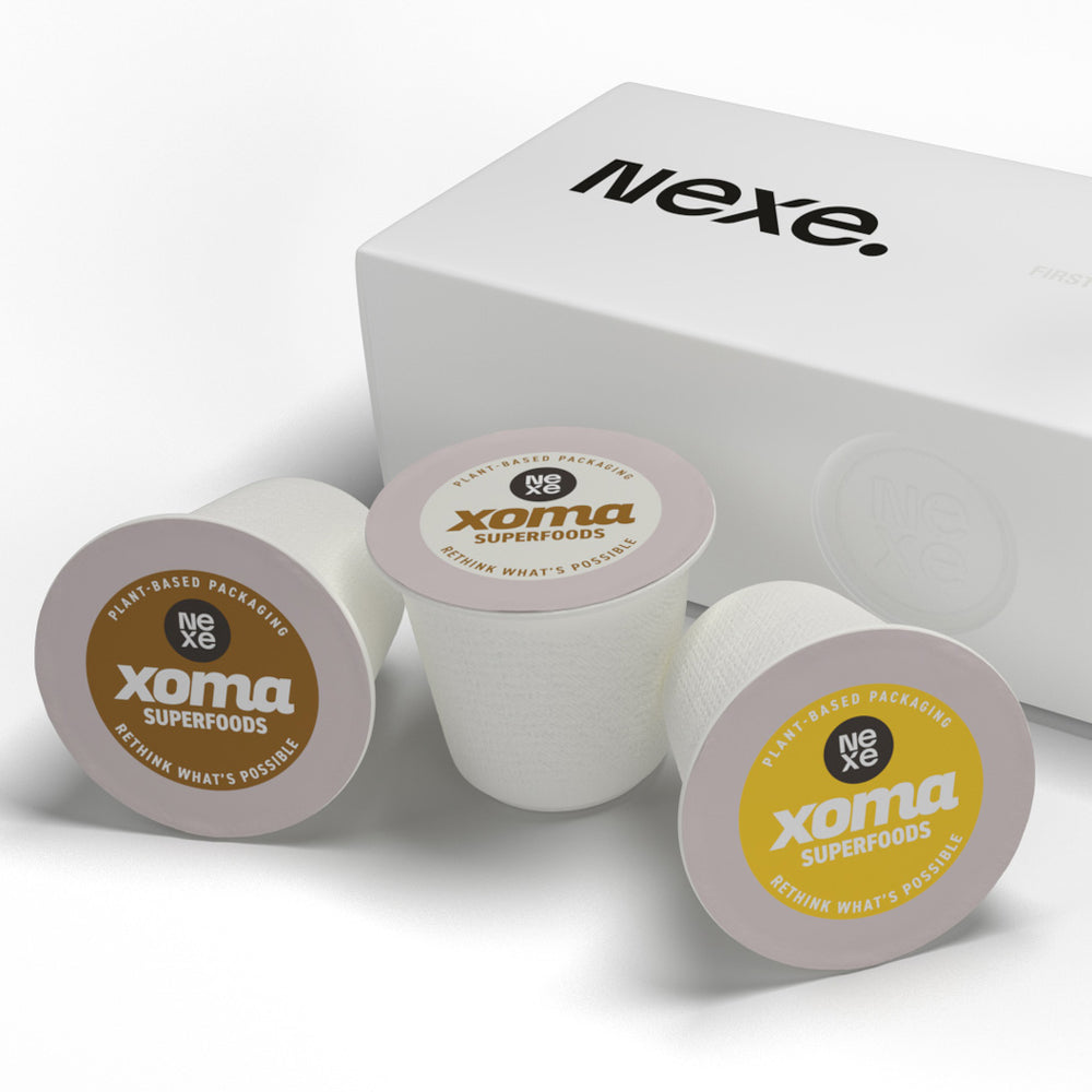 XOMA's Compostable Packaging