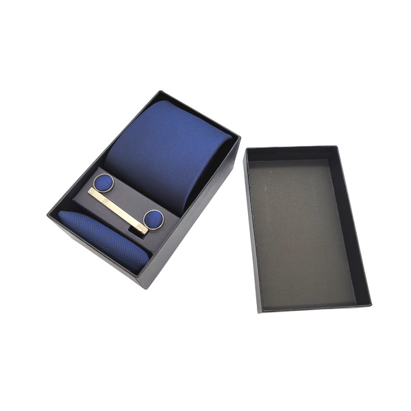 Silk Tie Gift Box (black box)
