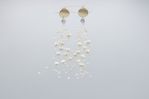 BB.GG Trendy Rhodium plated Earring