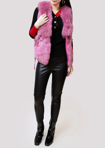 BB.GG Limited Fur Vest