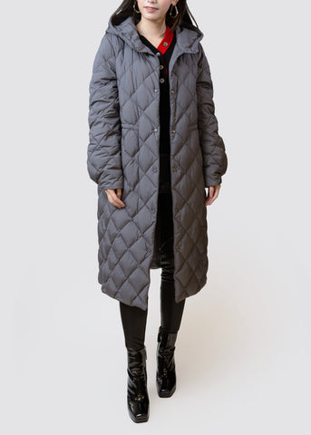 BB.GG Long length down Jacket