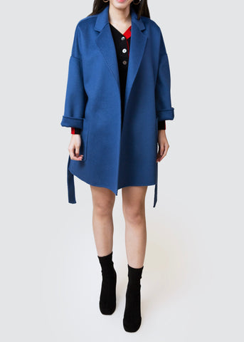 BB.GG Popular A-Line wool coat