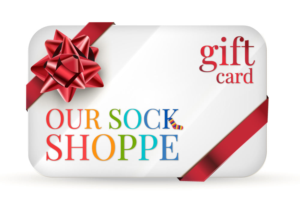 Our Sock Shoppe Gift Card
