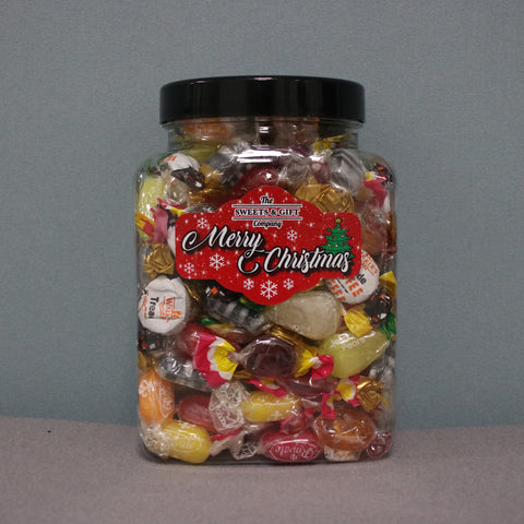 Large Boiled Sweets Jar
