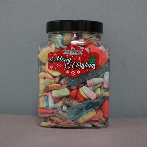 Large Fizzy Sweets Jar