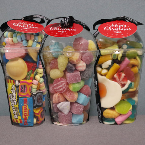 2 'Pick n Mix' Tubs with free gift bag